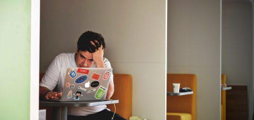 estudar sozinho não é fácil